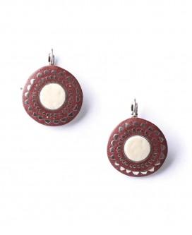 Boucles d'oreilles Tanzanie