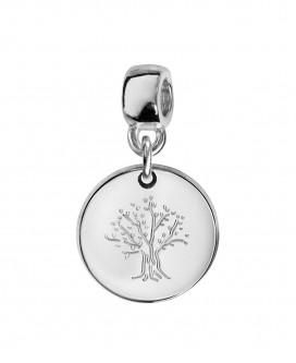 Charm Médaille Arbre de Vie