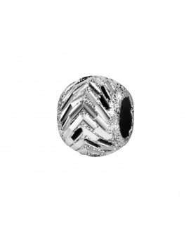 Charm Diamanté motif Chevrons