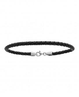 Bracelet en Cuir 19.5 cm