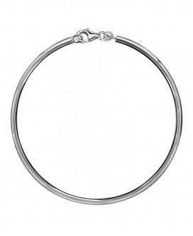 Bracelet Jonc pour Charms 3mm Diamètre 66mm
