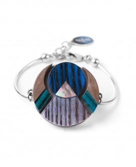 Bracelet Khatam Silver