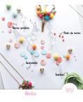 Boucles d'Oreilles Abella