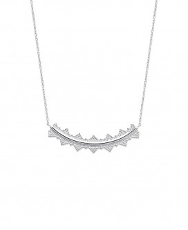 Collier Kayla Argent