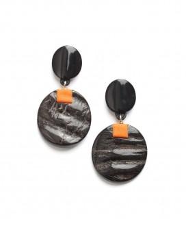 Boucles d'Oreilles Pinatubo