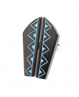 Bague Black Tribe