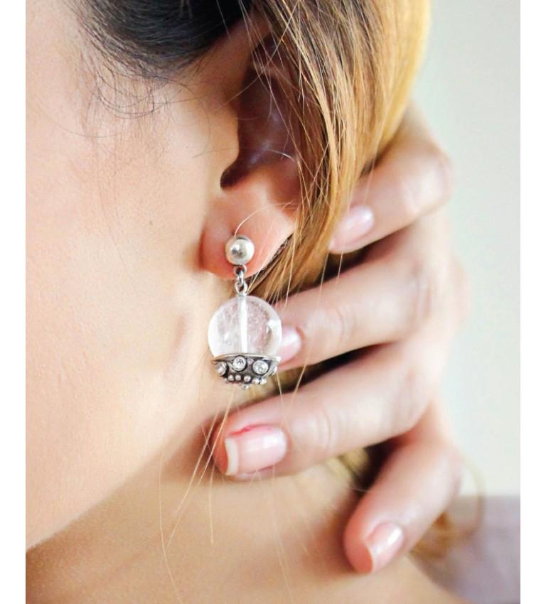 Boucles d'oreilles Celestine