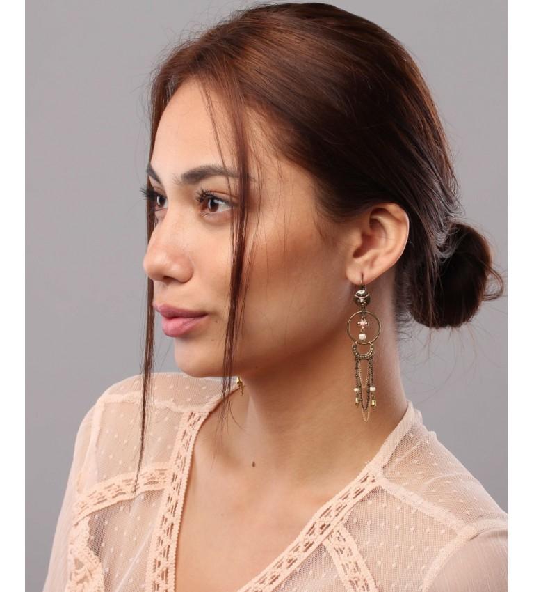 Boucles d'oreilles Eléna