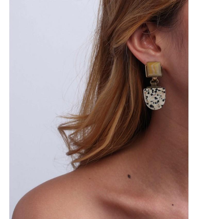 Boucles d'oreilles Art déco