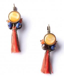 Boucles d'oreilles Mahajamba