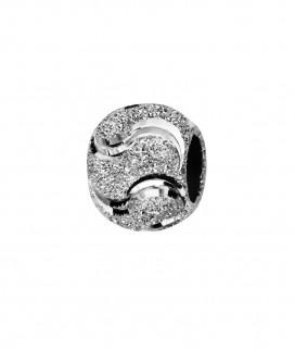 Charm Diamanté Motif Vagues