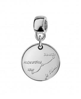 Charm Médaille Amour