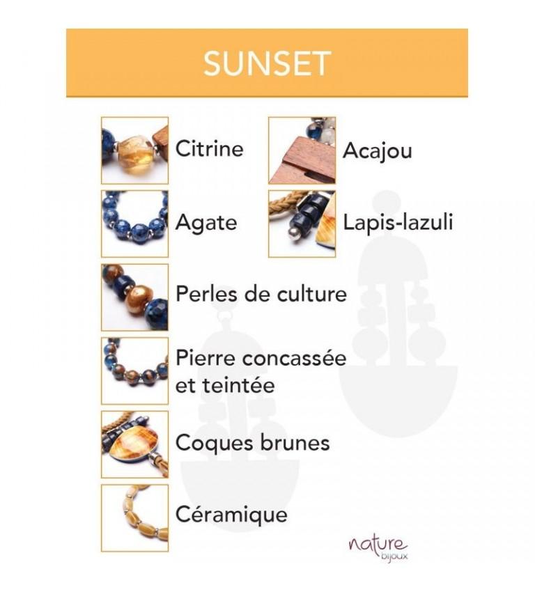 Bracelet Sunset