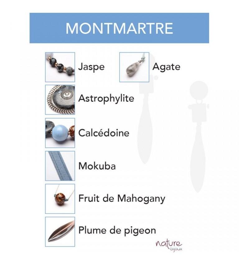 Bague Montmartre