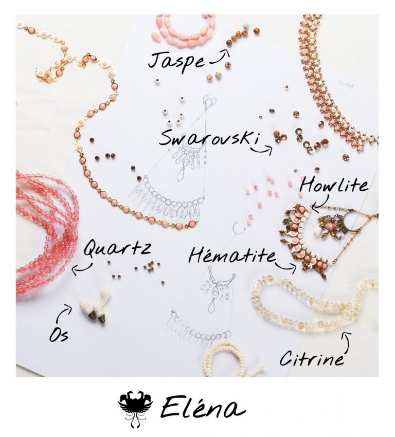 Collier Eléna