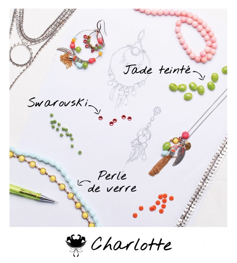 Sautoir Charlotte