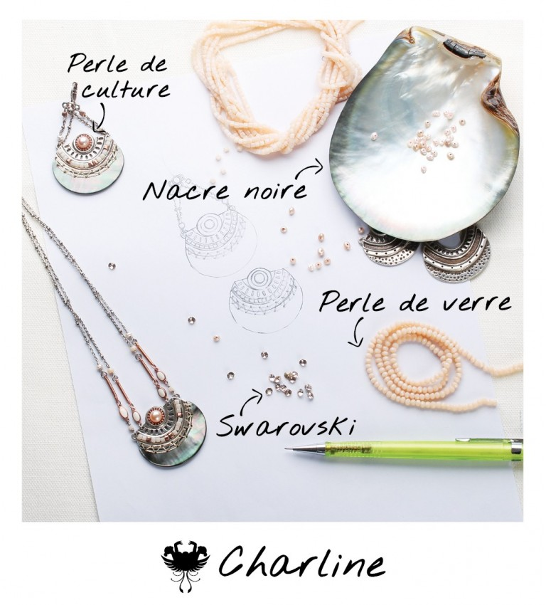 Collier Charline
