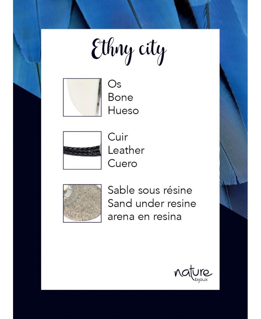 Boucles d'Oreilles Ethny City