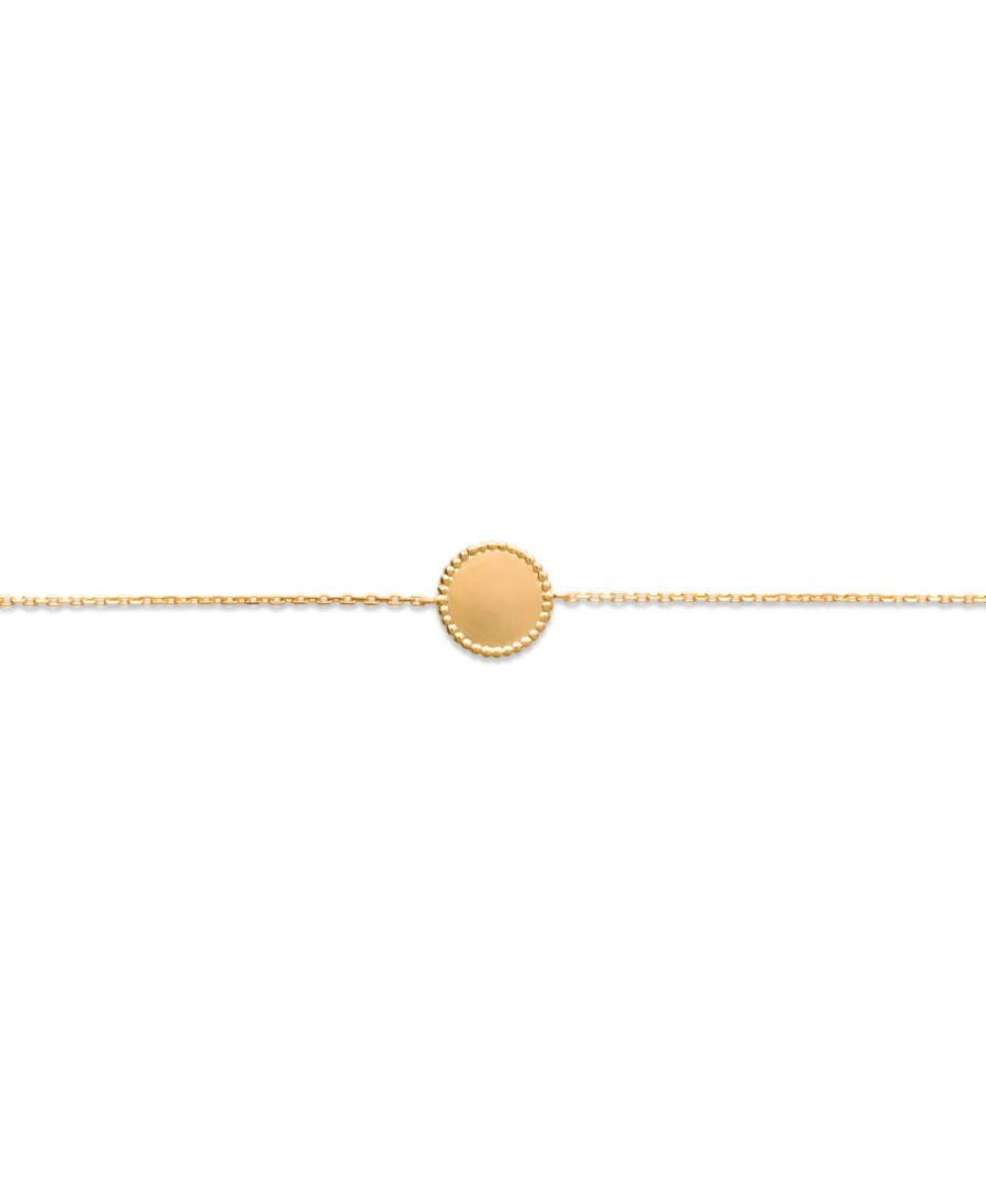 bracelet po plaque