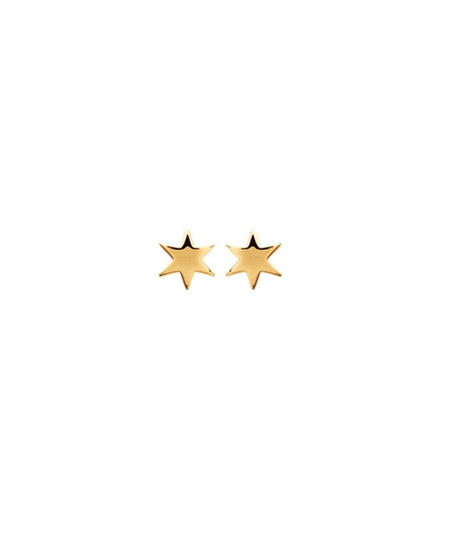 Boucles d'Oreilles Stars