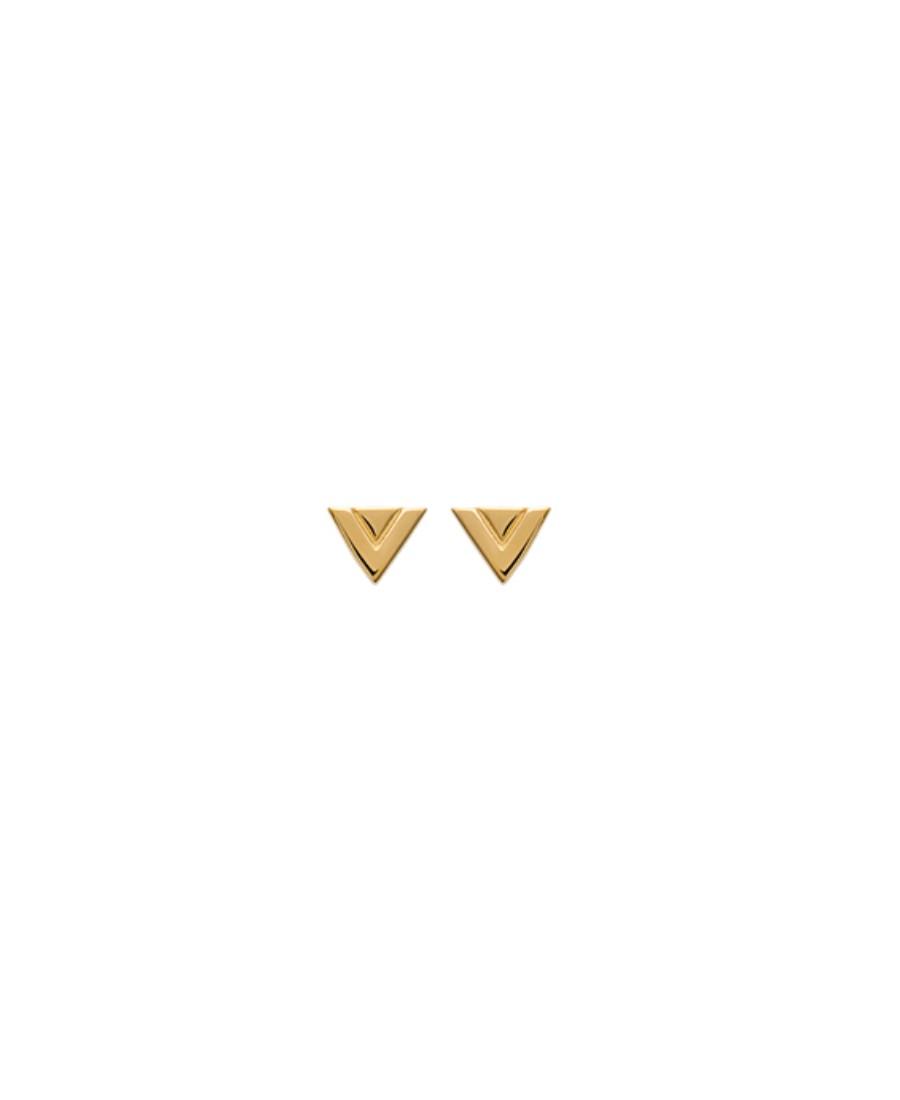 Boucles d'Oreilles Trianguli