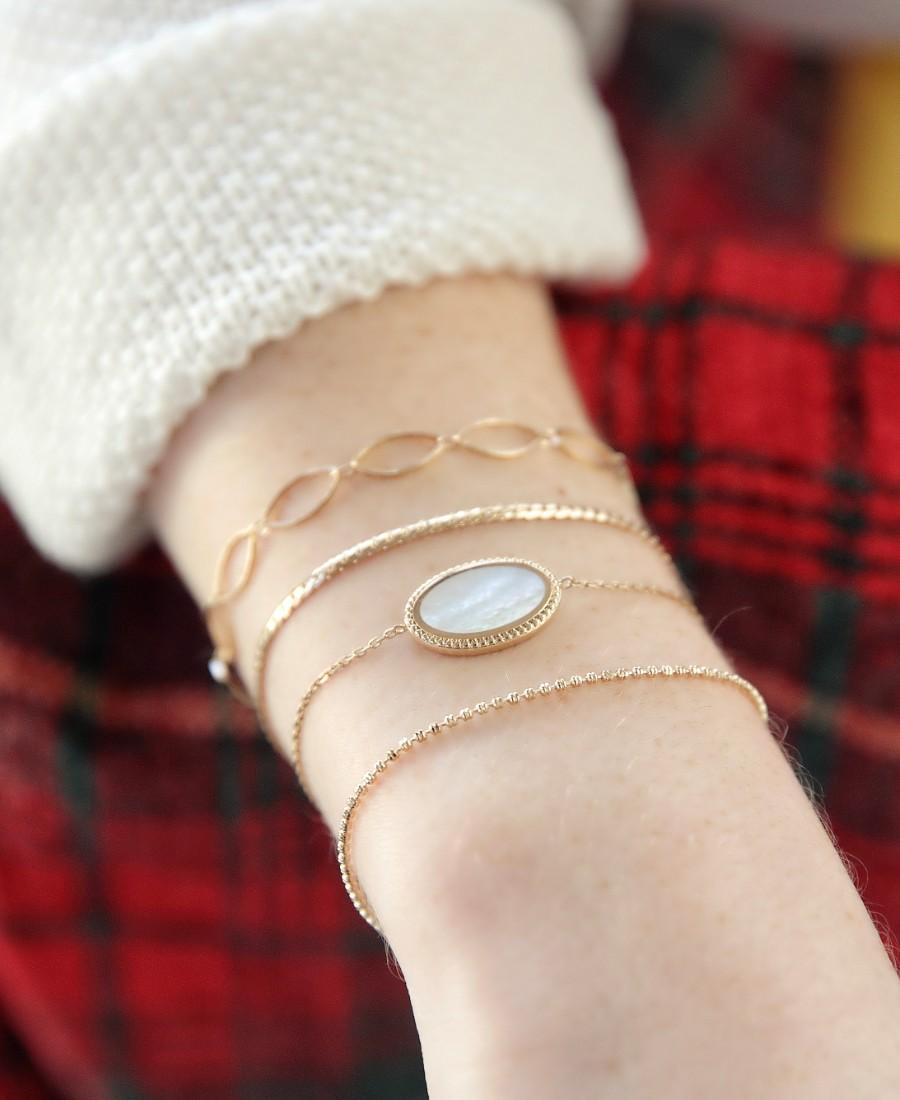 Bracelet Ella Ovale
