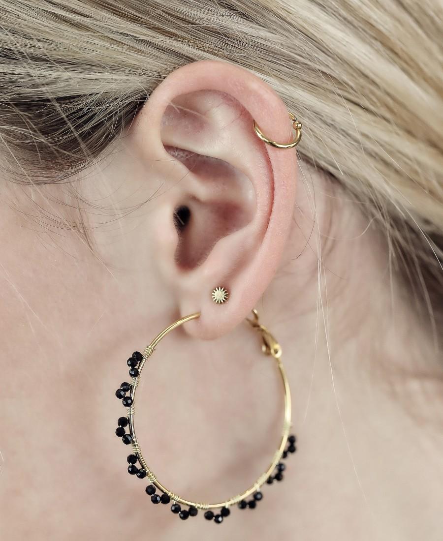 Boucles d'oreilles Aela
