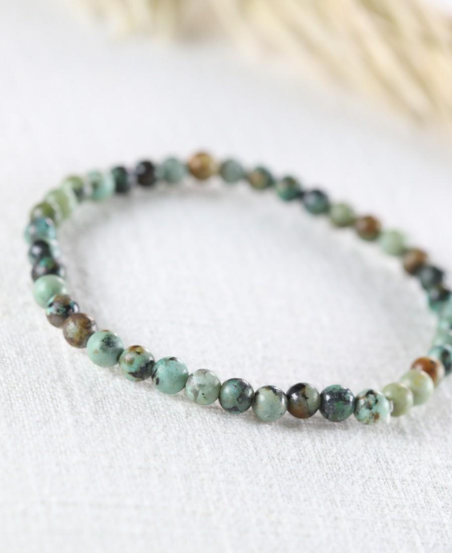 Bracelet Turquoise d'Afrique