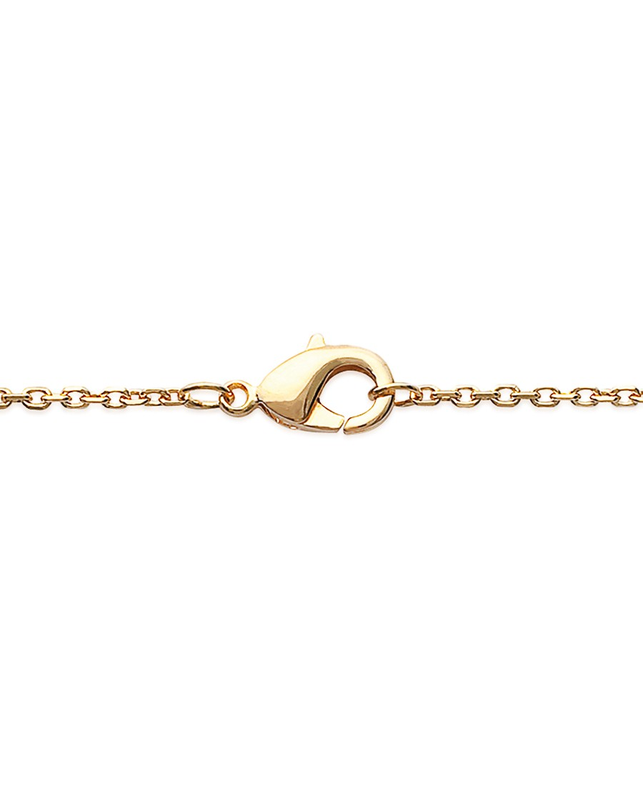 "Bracelet ""Infini"" en Plaqué Or"