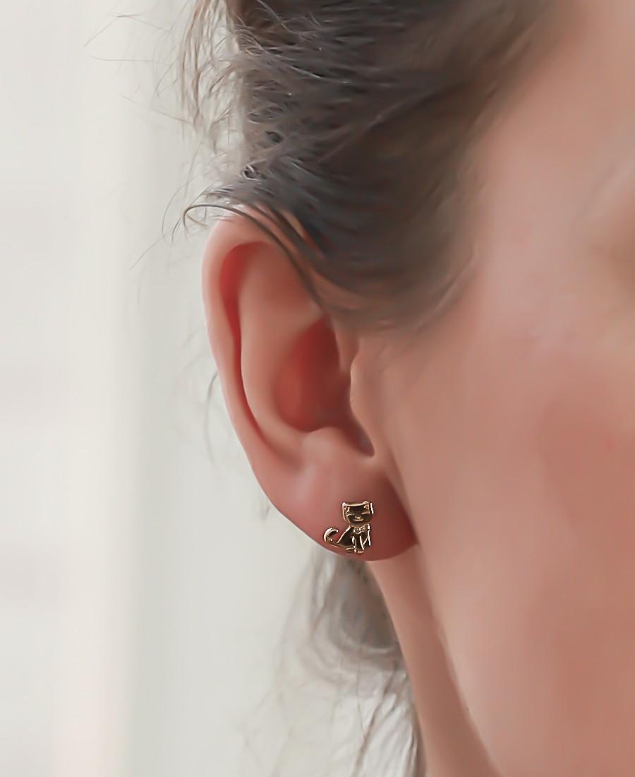 """Boucles d'oreilles """"Chats"""""""