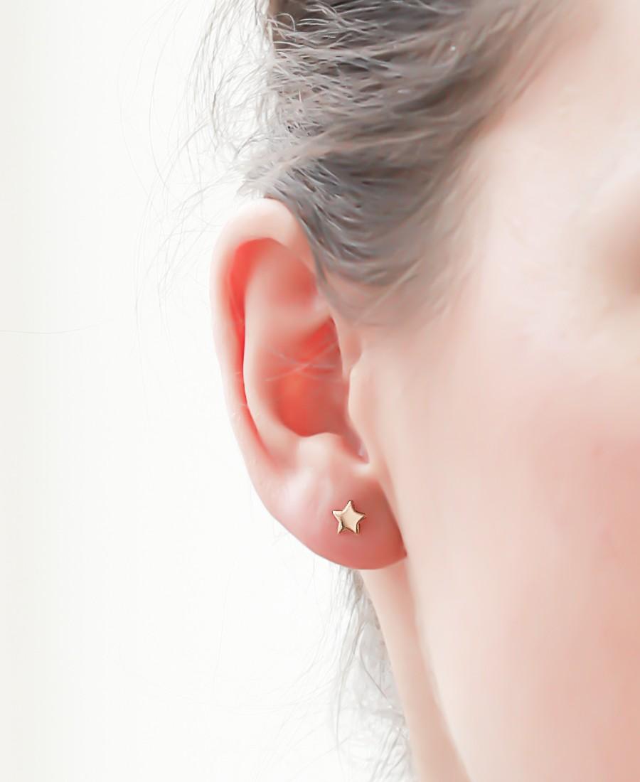 """Boucles d'oreilles """"Etoiles"""""""