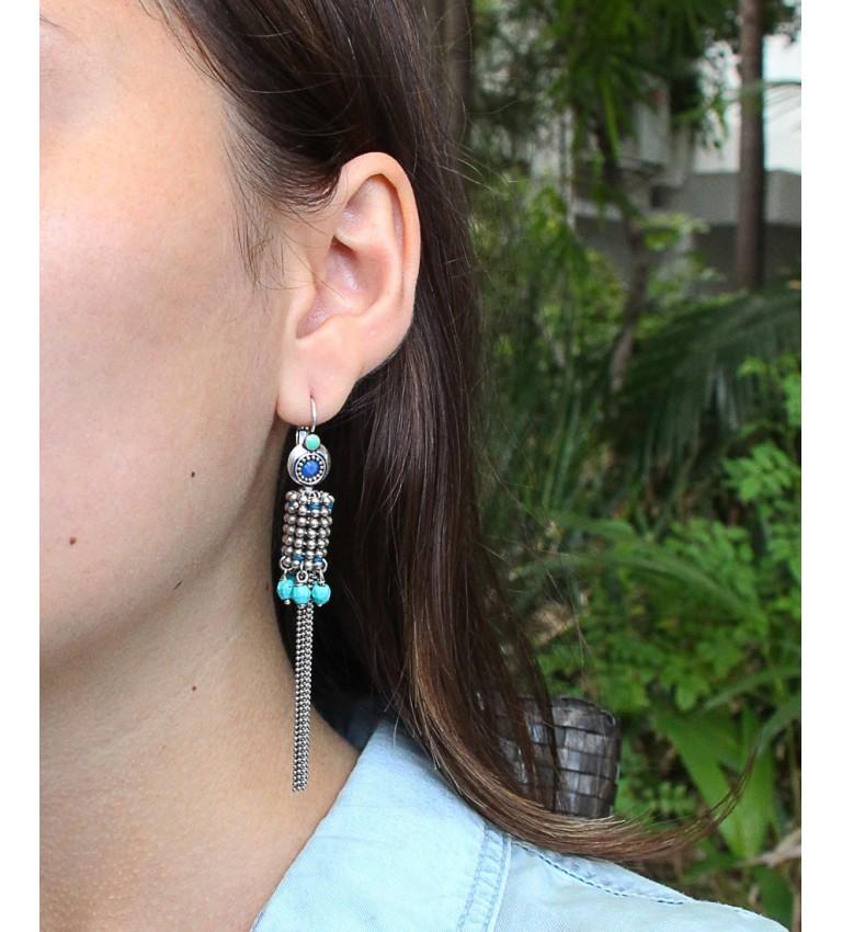 Boucles d'oreilles Izia